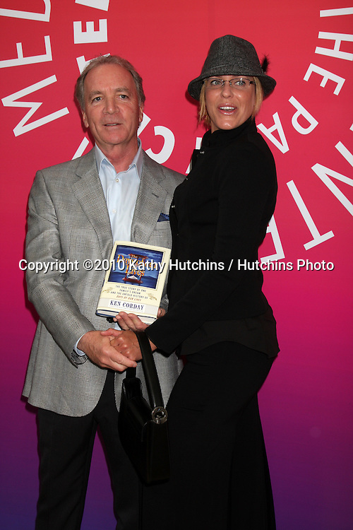 Ken Corday & Arianna Zucker.arriving at the Ken Corday Days of Our Lives Book Launch Party.Paley Center for Media.Beverly Hills, CA.April 29, 2010.©2010 Kathy Hutchins / Hutchins Photo...