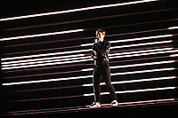 Benjamin Ingrosso (Sweden)<br /> Eurovision Song Contest Grand Final dress rehearsal, Lisbon, Portugal on May 11 2018.<br /> CAP/PER<br /> &copy;PER/CapitalPictures