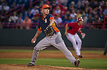 10 March 2014: Houston Astros pitcher Mike Foltynewicz on the mound during a Spring Training game against the Washington Nationals at Space Coast Stadium in Viera, Florida. The Astros defeated the Nationals 7-4 in Grapefruit League play. Mandatory Credit: Ed Wolfstein Photo *** RAW (NEF) Image File Available ***