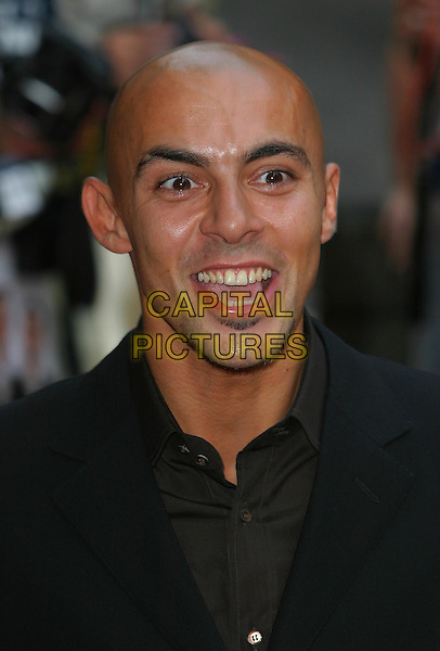 RAY - BIG BROTHER.American Pie - The Wedding UK Film Premiere, Odeon, Covent Garden, Shaftesbury Avenue.7th August 2003 .headshot, portrait.www.capitalpictures.com.sales@capitalpictures.com.Supplied By Capital Pictures
