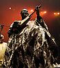 AfroCubism<br /> performing live at The Royal Albert Hall, London, Great Britain <br /> 27th June 2011<br /> <br /> Bassekou Kouyate<br /> <br /> <br /> Photograph by Elliott Franks