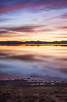 Sunrise on Mono Lake California
