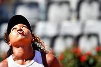Naomi Osaka of Japan reacts during the match won against Dominika Cibulkova of Slovakia  <br /> Roma 16/05/2019 Foro Italico  <br /> Internazionali BNL D'Italia Italian Open <br /> Photo Andrea Staccioli / Insidefoto