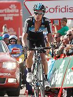 Rigoberto Uran during the stage of La Vuelta 2012 between La Robla and Lagos de Covadonga.September 2,2012. (ALTERPHOTOS/Acero) /NortePhoto.com<br /> <br /> **CREDITO*OBLIGATORIO** <br /> *No*Venta*A*Terceros*<br /> *No*Sale*So*third*<br /> *** No*Se*Permite*Hacer*Archivo**<br /> *No*Sale*So*third*