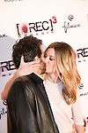 """Madrid premiere of the movie """"Rec 3. Genesis. The Wedding of the year."""" With the presence of the director Paco Plaza, and the actors Leticia Dolera and Diego Martin. In the image  (Alterphotos/ Marta Gonzalez)"""