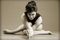 Yoga Pose and Stretch