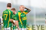 Adrian Royle Kilmoyley cant hide his dissapointment after their defeat to Lismore in the Munster Intermediate final in Mallow on Saturday