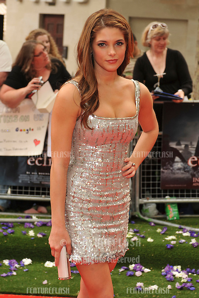 Ashley Greene arriving for the UK Premiere of 'The Twilight Saga: Eclipse', at Odeon Leicester Square, London. 02/07/2010  Picture by: Steve Vas / Featureflash
