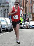 Declan Monaghan taking part n the Saint Vincent de Paul 5Km run. Photo: Colin Bell/pressphotos.ie