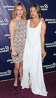 "BEVERLY HILLS, CA, USA - MARCH 26: Ashley Jones, Kaley Cuoco at the 22nd ""A Night At Sardi's"" To Benefit The Alzheimer's Association held at the Beverly Hilton Hotel on March 26, 2014 in Beverly Hills, California, United States. (Photo by Xavier Collin/Celebrity Monitor)"