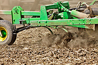 Turning the dirt, tilling the soil, farming in America.