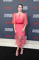 LOS ANGELES, CA - JUNE 10: Emma Fuhrmann, at the Los Angeles Premiere Screening of Murder Mystery at Regency Village Theatre in Los Angeles, California on June 10, 2019. <br /> CAP/MPIFS<br /> ©MPIFS/Capital Pictures