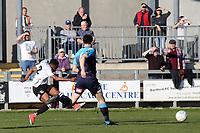 Darren McQueen scores Dartford's opening goal during Dartford vs Woking, Vanarama National League South Football at Princes Park on 23rd February 2019