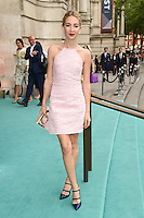 Sabine Getty<br /> arrives for the V&amp;A Summer Party 2016, South Kensington, London.<br /> <br /> <br /> &copy;Ash Knotek  D3135  22/06/2016