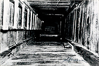 BNPS.co.uk (01202 558833)<br /> Pic: BNPS<br /> <br /> PICTURED: Flight Lieutenant Leslie Broderick was in charge of the entrance of one of three escape tunnels beneath the German prison camp that 76 PoWs later broke out from.<br /> <br /> The medals of a war hero who played a key role in the 'Great Escape' are being sold for the first time.<br /> <br /> The RAF pilot was one of those who famously escaped and spent three days on the run with two others before a German farmer they sought help from turned them in.<br /> <br /> F/Lt Broderick was returned to Stalag Luft III and spent three weeks in isolation. <br /> <br /> But his two colleagues - Flying Officer Denys Street and F/O Henry Birkland - were among the 50 escapees executed by the Gestapo on the orders of Adolf Hitler.