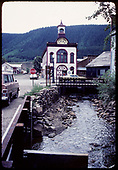 Old City Hall in Crested Butte, Colorado.<br /> D&amp;RGW  Crested Butte, CO