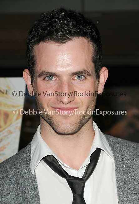 Tyler Barnes at the Samuel Goldwyn Films' L.A. Premiere of The Yellow Handkerchief held at The Pacific Design Center in West Hollywood, California on February 18,2010                                                                   Copyright 2009  DVS / RockinExposures