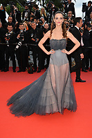 Charlotte Le Bon at the gala screening for &quot;BLACKKKLANSMAN&quot; at the 71st Festival de Cannes, Cannes, France 14 May 2018<br /> Picture: Paul Smith/Featureflash/SilverHub 0208 004 5359 sales@silverhubmedia.com