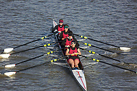 Crew: 309  VRC (E)  Vesta RC (A Pellaroque)  W 4x- Chall<br /> <br /> Fours Head of the River 2018<br /> <br /> To purchase this photo, or to see pricing information for Prints and Downloads, click the blue 'Add to Cart' button at the top-right of the page.