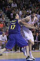 3.05.2012. Barcelona, Spain. Liga ACB. FC Barcelna v Real Madrid at Palau Blaugrana