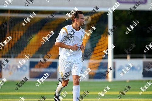 2012-07-25 / Voetbal / seizoen 2012-2013 / KFCO Wilrijk / Dimitri De Maeyer..Foto: Mpics.be