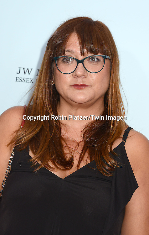 Director Isabel Coixet  attends the NewYork VIP Premiere of &quot;Learning to Drive&quot;<br /> on August 17, 2015 at The Paris Theatre in New York City, New York, USA. <br /> <br /> photo by Robin Platzer/Twin Images<br />  <br /> phone number 212-935-0770
