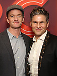"Neil Patrick Harris and David Burtka attend the Broadway Opening Night of ""Torch Song"" at the Hayes Theater on Noveber 1, 2018 in New York City."