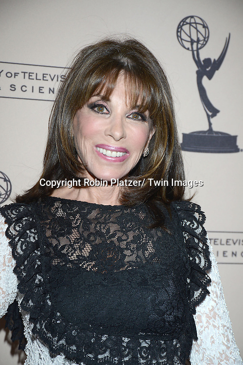 Kate Linder attends the Academy Of Television Arts & Science Daytime Programming  Peer Group Celebration for the 40th Annual Daytime Emmy Awards Nominees party on June 13, 2013 at the Montage Beverly Hills in Beverly Hills, California.