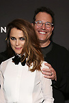 """Keri Russell and Michael Mayer attends the Broadway Opening Celebration for Landford Wilson's """"Burn This""""  at Hudson Theatre on April 15, 2019 in New York City."""