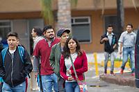 Quer&eacute;taro, Qro. 20 de junio de 2018.- El candidato por PES y Morena, Adolfo Rios, aspirante a la alcald&iacute;a de la capital queretana, se reuni&oacute; con la militancia del partido MORENA. En esta reuni&oacute;n acudi&oacute; Ricardo Monreal.<br /> <br /> Foto: Demian Ch&aacute;vez
