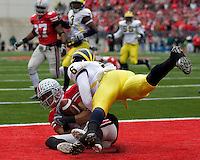 Michigan Wolverines @ Ohio State Buckeyes 11-22-08