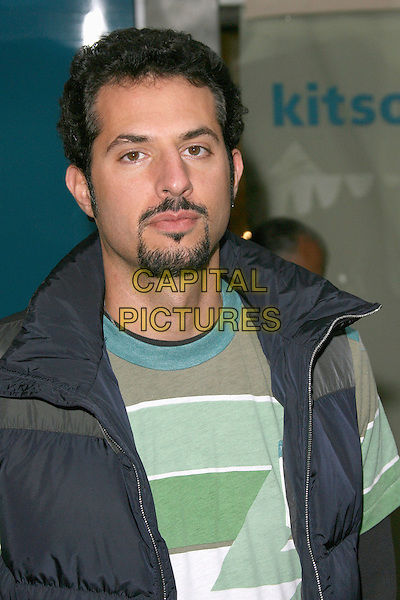 GUY OSEARY.Rebel Yell Spring Launch Party - Arrivals held at Kitson, Beverly Hills, California, USA..February 19th, 2006.Photo: Zach Lipp/AdMedia/Capital Pictures.Ref: ZL/ADM.headshot portrait goatee facial hair.www.capitalpictures.com.sales@capitalpictures.com.© Capital Pictures.