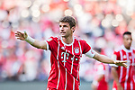 Bayern Munich Forward Thomas Muller gestures during the 2017 International Champions Cup China  match between FC Bayern and AC Milan at Universiade Sports Centre Stadium on July 22, 2017 in Shenzhen, China. Photo by Marcio Rodrigo Machado / Power Sport Images