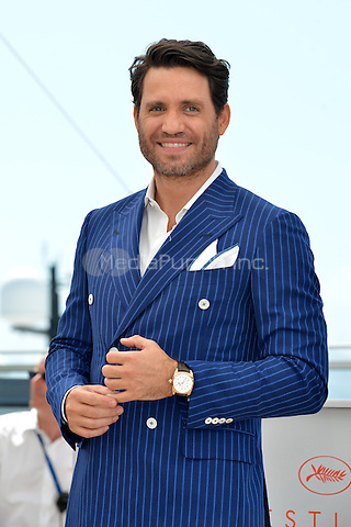 Edgar Ramirez at the Photocall 'Hands of Stone' - 69th Cannes Film Festival on May 16, 2016 in Cannes, France.<br /> CAP/LAF<br /> &copy;Lafitte/Capital Pictures /MediaPunch ***NORTH AND SOUTH AMERICA ONLY***