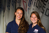Elizabeth Barry and Emily Dellenbaugh, 49erFX, US Sailing Team Sperry