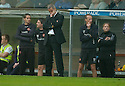23/09/2006       Copyright Pic: James Stewart.File Name :sct_jspa17_dundee_utd_v_motherwell.DOOM AND GLOOM ON THE DUNDEE UTD BENCH AFTER THEY GO BEHIND....Payments to :.James Stewart Photo Agency 19 Carronlea Drive, Falkirk. FK2 8DN      Vat Reg No. 607 6932 25.Office     : +44 (0)1324 570906     .Mobile   : +44 (0)7721 416997.Fax         : +44 (0)1324 570906.E-mail  :  jim@jspa.co.uk.If you require further information then contact Jim Stewart on any of the numbers above.........