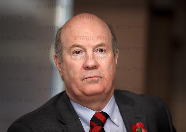 Ian Davidson MP endorsing the Buy Rangers campaign