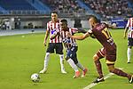 Deportes Tolima venció 1-3 a Junior. Fecha 1 Cuadrangulares II-2019.
