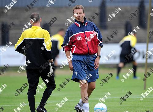 2011-07-19 / Voetbal / seizoen 2011-2012 / Berchem Sport / Bob Peeters..Foto: mpics