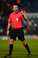 Referee Oliver Langford<br /> <br /> Photographer Richard Martin-Roberts/CameraSport<br /> <br /> The EFL Sky Bet Championship - Blackburn Rovers v West Bromwich Albion - Tuesday 1st January 2019 - Ewood Park - Blackburn<br /> <br /> World Copyright &not;&copy; 2019 CameraSport. All rights reserved. 43 Linden Ave. Countesthorpe. Leicester. England. LE8 5PG - Tel: +44 (0) 116 277 4147 - admin@camerasport.com - www.camerasport.com