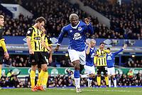 Everton vs Dagenham & Redbridge 09-01-16