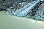 Lowell Lake & Lowell Glacier