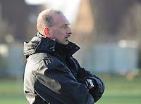 Belgian Red Flames - Arras (FR) :<br /> <br /> ARRAS :  Coach Claude Rioust<br /> <br /> foto Dirk Vuylsteke / Nikonpro.be