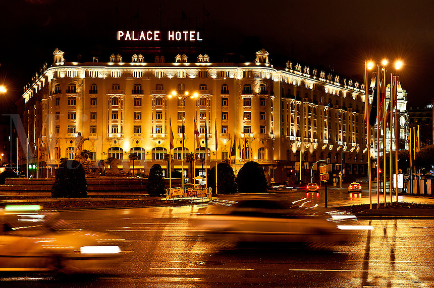 Weston Palace Hotel, Madrid, Spain