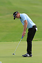 Eddie Pepperell (ENG) during the third round of the Kazakhstan Open played at Zhailjau Golf Resort, Almaty on September 15, 2012 in Almaty, Kazakhstan.(Picture Credit / Phil Inglis)