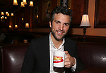 """Juan Pablo Di Pace previews his show """"Act One"""" at Feinstein's/54 Below on January 25, 2017 in New York City."""
