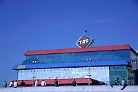 TRT headquarters in Tepebasi, Istanbul, Turkey