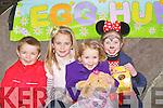 RUN: Heading into the Easter Ruun at Ballygarry House Hotel & Spa on Sunday L-r: Organ and Eabhn Murphy, Caoimhe Leahy and Siopha Murphy.....