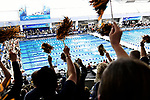 GREENSBORO, NC - MARCH 15: A general view from the stands of the Division II Men's and Women's Swimming & Diving Championship held at the Greensboro Aquatic Center on March 15, 2018 in Greensboro, North Carolina. (Photo by Mike Comer/NCAA Photos/NCAA Photos via Getty Images)