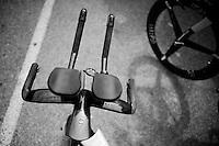 the TT cockpit<br /> <br /> stage 17: Burgos-Burgos TT (38.7km)<br /> 2015 Vuelta à Espana